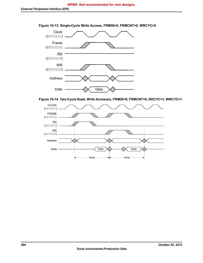 LM3S9790-IQC80-C5T ,Texas Instruments厂商,Stellaris LM3S Microcontroller 100-LQFP -40 to 85, LM3S9790-IQC80-C5T datasheet预览  第504页
