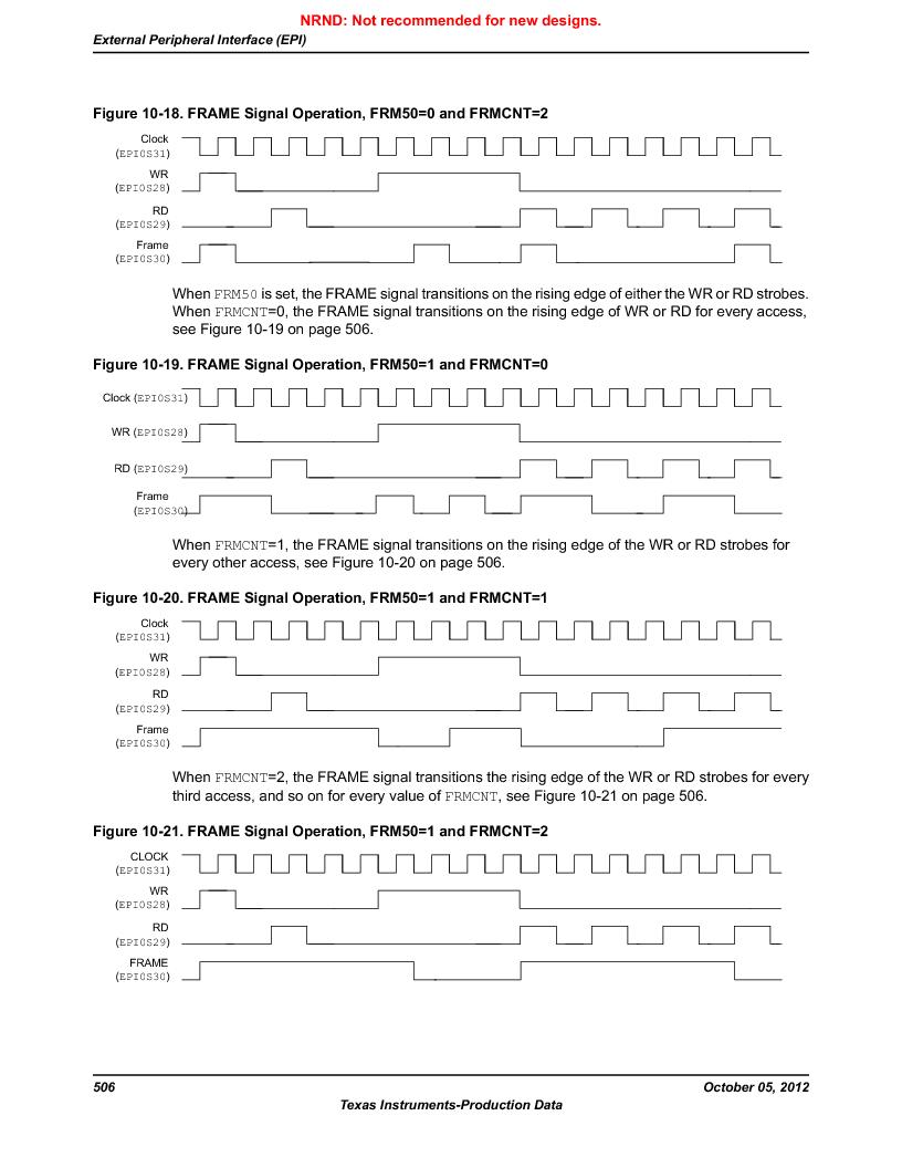 LM3S9790-IQC80-C5T ,Texas Instruments厂商,Stellaris LM3S Microcontroller 100-LQFP -40 to 85, LM3S9790-IQC80-C5T datasheet预览  第506页
