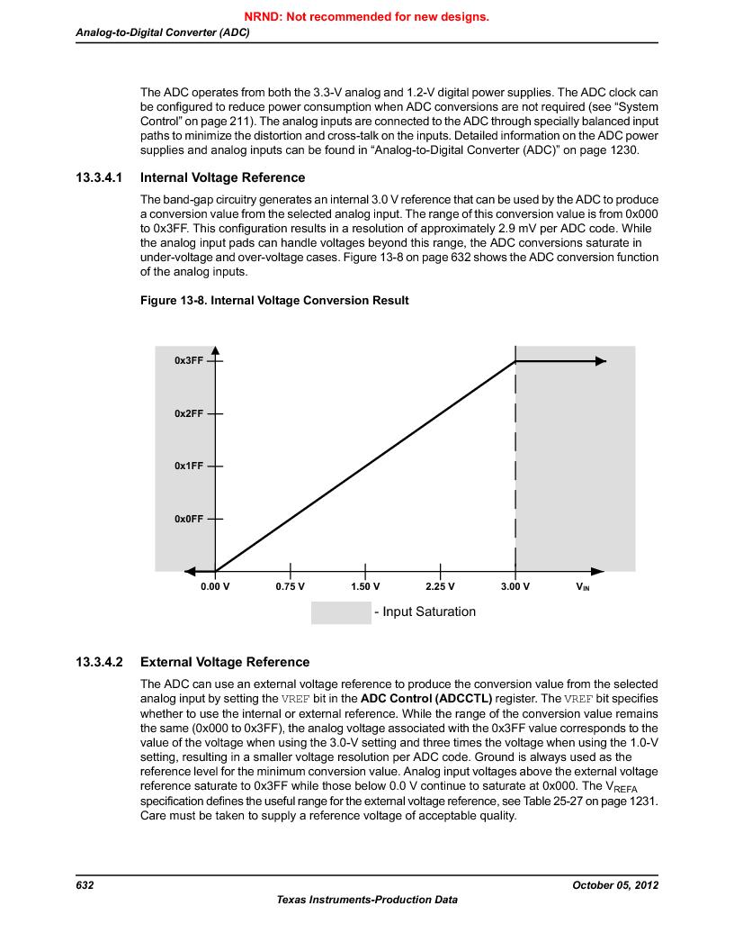 LM3S9790-IQC80-C5T ,Texas Instruments厂商,Stellaris LM3S Microcontroller 100-LQFP -40 to 85, LM3S9790-IQC80-C5T datasheet预览  第632页