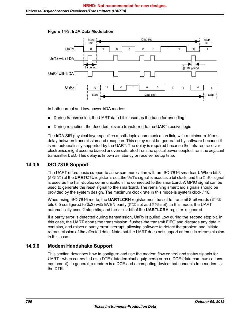 LM3S9790-IQC80-C5T ,Texas Instruments厂商,Stellaris LM3S Microcontroller 100-LQFP -40 to 85, LM3S9790-IQC80-C5T datasheet预览  第706页