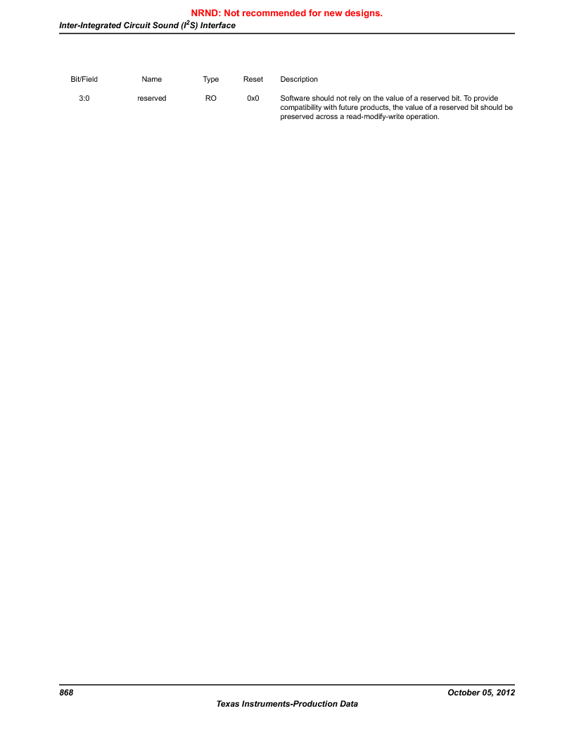 LM3S9790-IQC80-C5T ,Texas Instruments厂商,Stellaris LM3S Microcontroller 100-LQFP -40 to 85, LM3S9790-IQC80-C5T datasheet预览  第868页