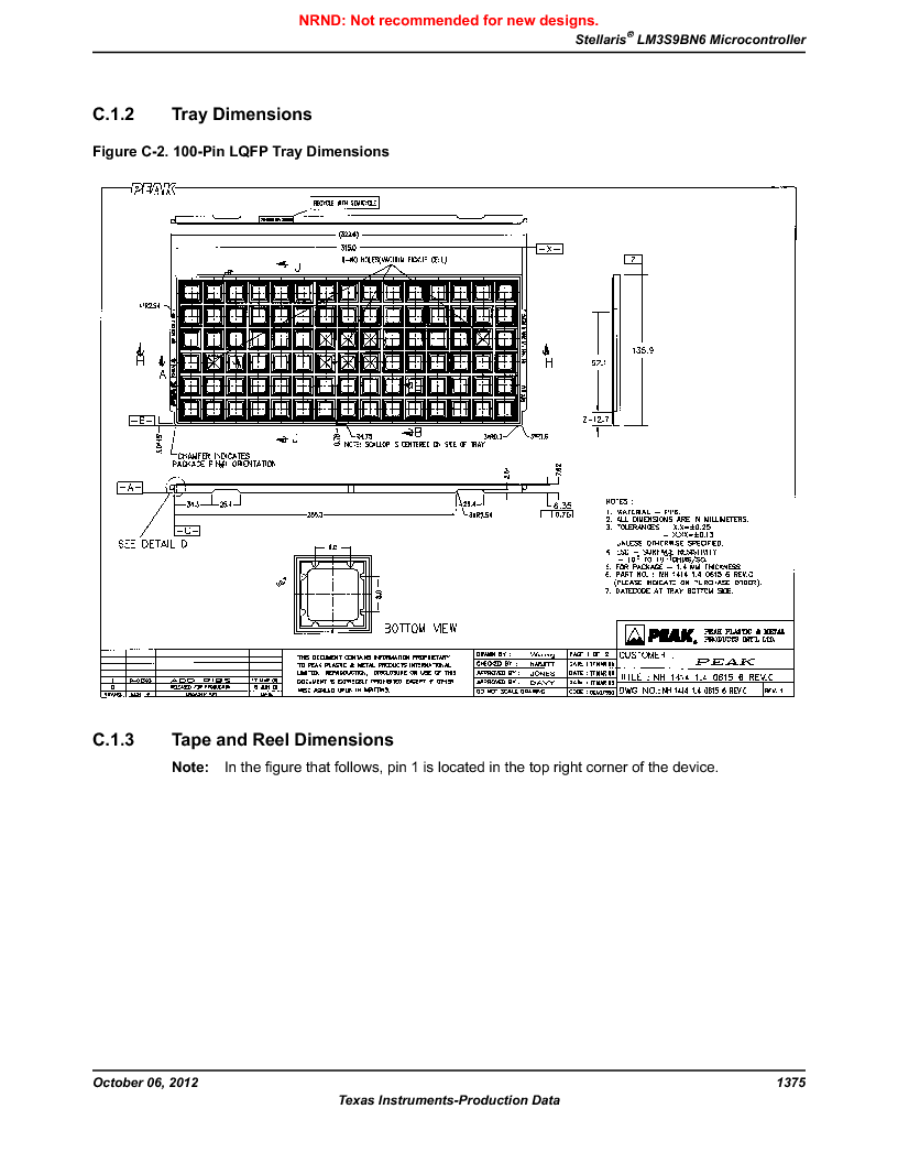 LM3S9BN6-IBZ80-C5 ,Texas Instruments厂商,Stellaris LM3S Microcontroller 108-NFBGA -40 to 85, LM3S9BN6-IBZ80-C5 datasheet预览  第1375页