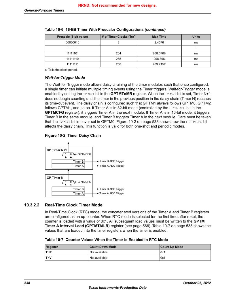 LM3S9BN6-IBZ80-C5 ,Texas Instruments厂商,Stellaris LM3S Microcontroller 108-NFBGA -40 to 85, LM3S9BN6-IBZ80-C5 datasheet预览  第538页