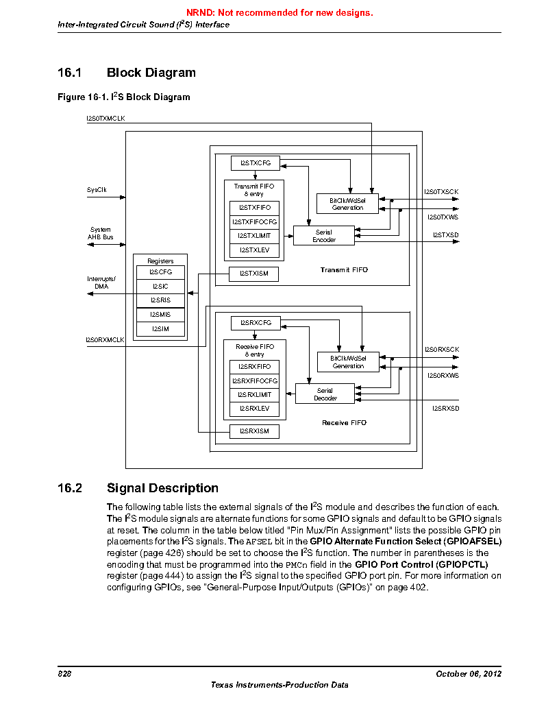 LM3S9BN6-IBZ80-C5 ,Texas Instruments厂商,Stellaris LM3S Microcontroller 108-NFBGA -40 to 85, LM3S9BN6-IBZ80-C5 datasheet预览  第828页