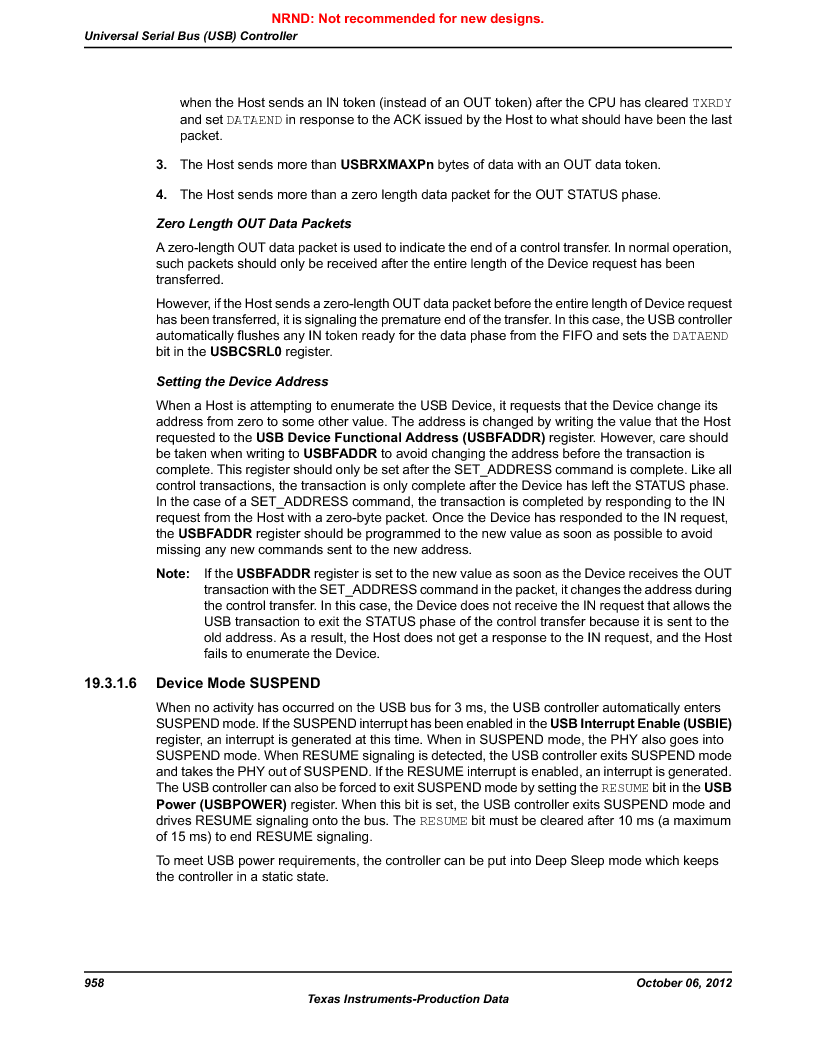 LM3S9BN6-IBZ80-C5 ,Texas Instruments厂商,Stellaris LM3S Microcontroller 108-NFBGA -40 to 85, LM3S9BN6-IBZ80-C5 datasheet预览  第958页