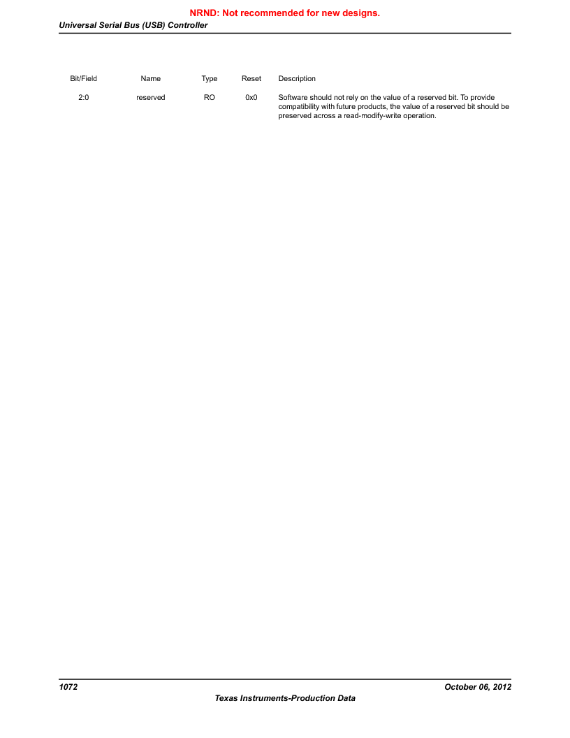 LM3S9D81 ,Texas Instruments厂商,Stellaris LM3S Microcontroller 108-NFBGA -40 to 85, LM3S9D81 datasheet预览  第1072页