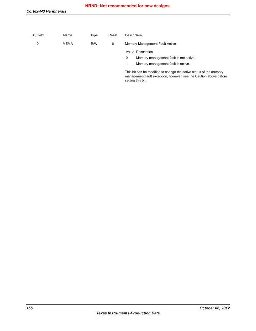 LM3S9D81 ,Texas Instruments厂商,Stellaris LM3S Microcontroller 108-NFBGA -40 to 85, LM3S9D81 datasheet预览  第156页