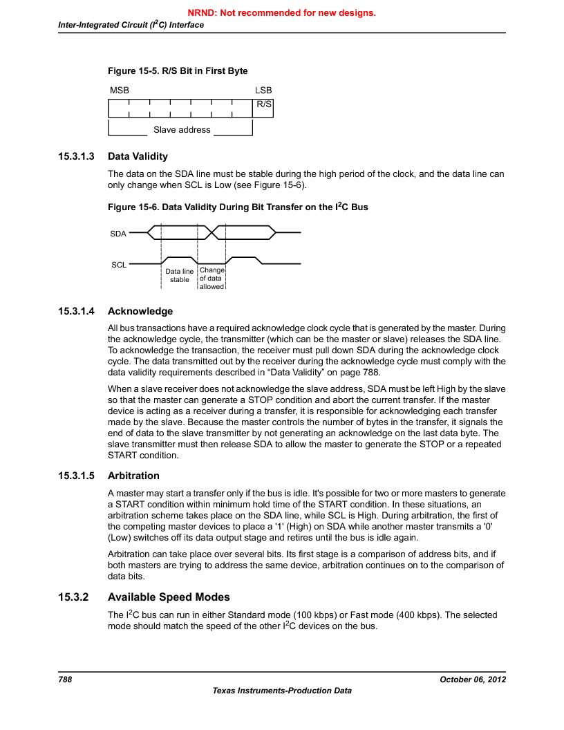 LM3S9D81 ,Texas Instruments厂商,Stellaris LM3S Microcontroller 108-NFBGA -40 to 85, LM3S9D81 datasheet预览  第788页