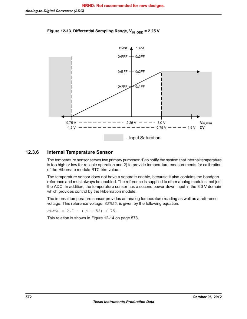 LM3S9G97 ,Texas Instruments厂商,Stellaris LM3S Microcontroller 108-NFBGA -40 to 85, LM3S9G97 datasheet预览  第572页