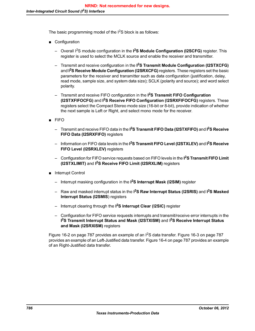 LM3S9G97 ,Texas Instruments厂商,Stellaris LM3S Microcontroller 108-NFBGA -40 to 85, LM3S9G97 datasheet预览  第786页