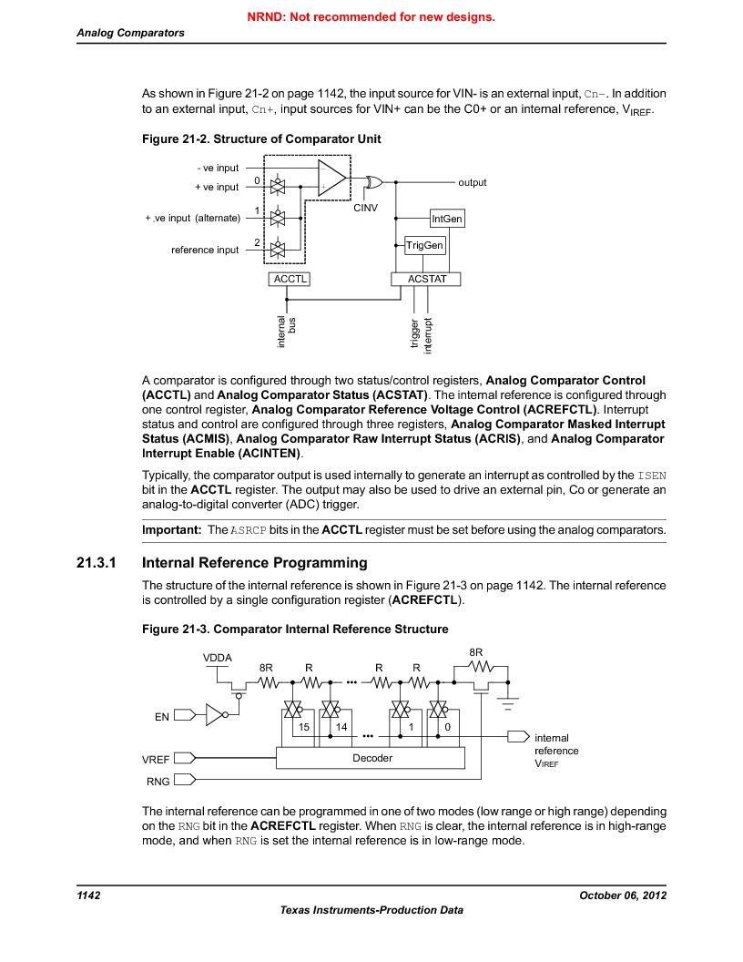 LM3S9U90 ,Texas Instruments厂商,Stellaris LM3S Microcontroller 108-NFBGA -40 to 85, LM3S9U90 datasheet预览  第1142页