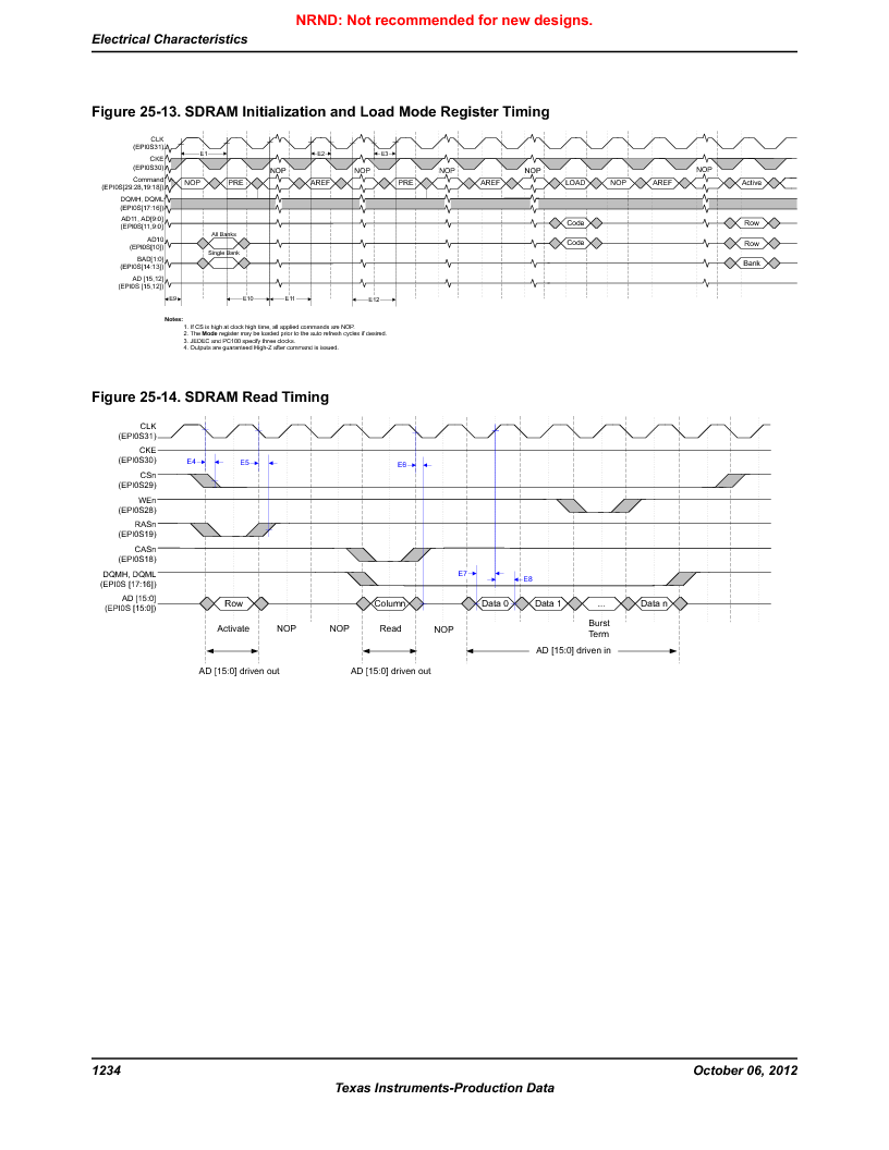LM3S9U90 ,Texas Instruments厂商,Stellaris LM3S Microcontroller 108-NFBGA -40 to 85, LM3S9U90 datasheet预览  第1234页