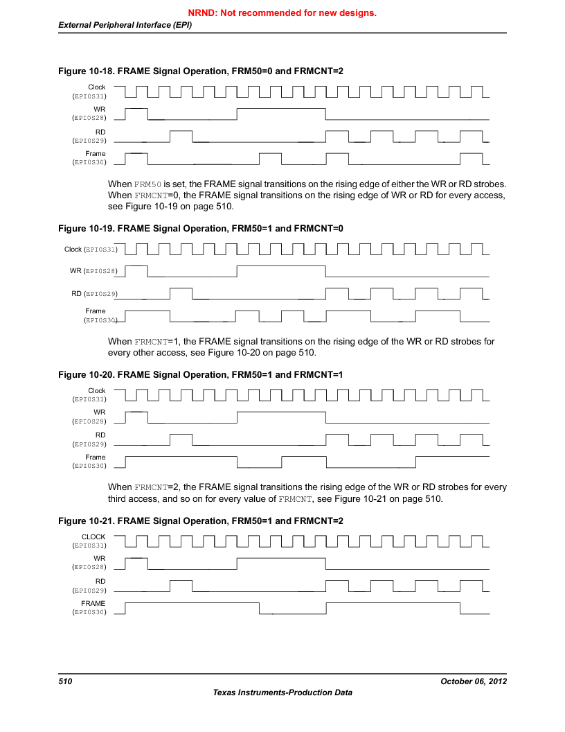 LM3S9U90 ,Texas Instruments厂商,Stellaris LM3S Microcontroller 108-NFBGA -40 to 85, LM3S9U90 datasheet预览  第510页