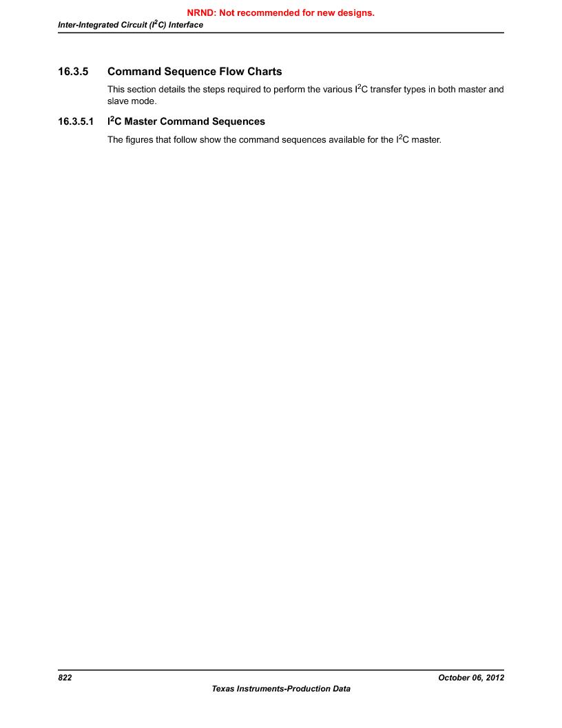 LM3S9U90 ,Texas Instruments厂商,Stellaris LM3S Microcontroller 108-NFBGA -40 to 85, LM3S9U90 datasheet预览  第822页
