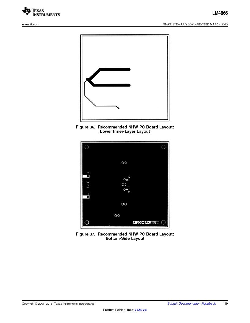 Lme980pdf Lm2991 Low Drop Regulator Typical Application Circuit Diagram And Datasheet Lm4866 Pdftexas Instrumentsdatasheet