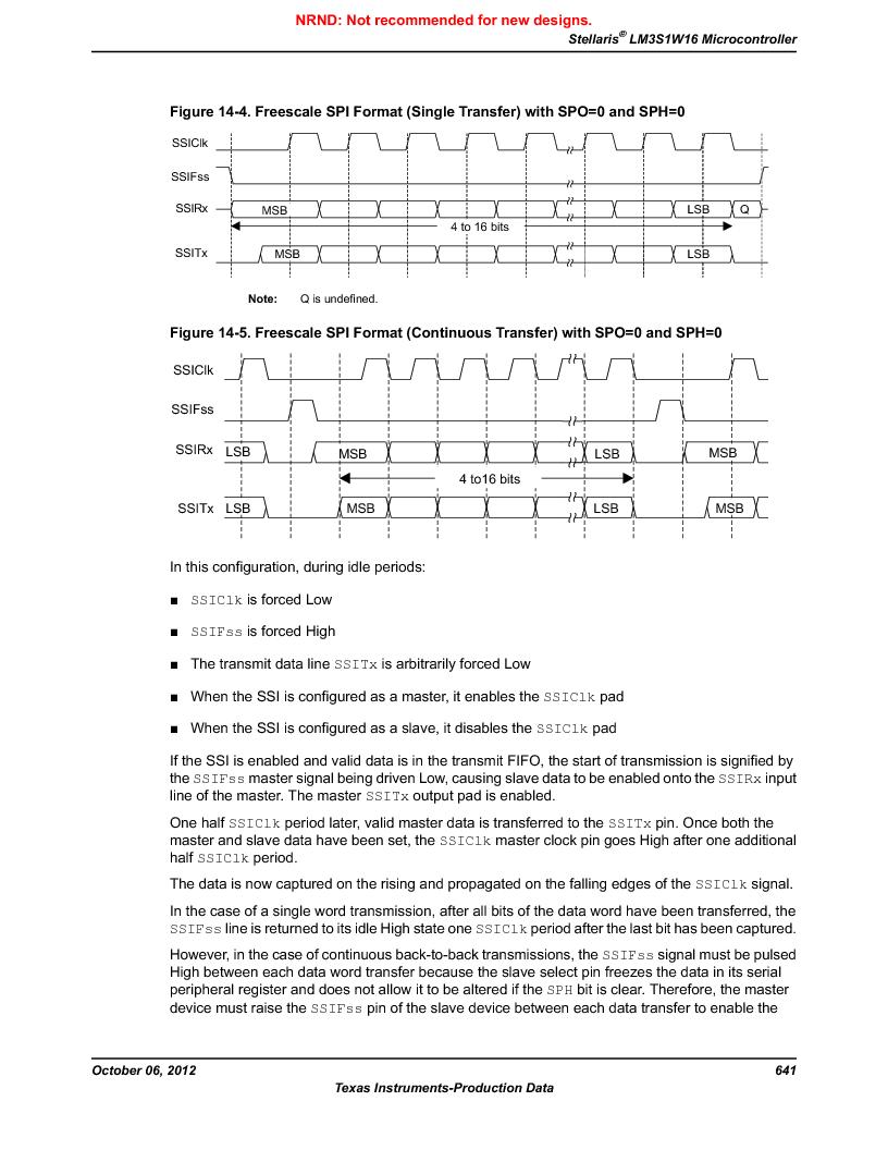 LM3S1W16-IQR50-C5 ,Texas Instruments厂商,Stellaris LM3S Microcontroller 64-LQFP -40 to 85, LM3S1W16-IQR50-C5 datasheet预览  第641页
