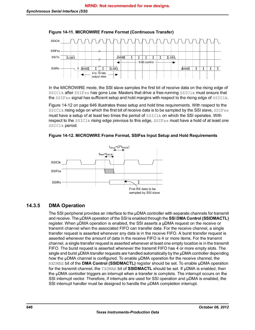LM3S1W16-IQR50-C5 ,Texas Instruments厂商,Stellaris LM3S Microcontroller 64-LQFP -40 to 85, LM3S1W16-IQR50-C5 datasheet预览  第646页