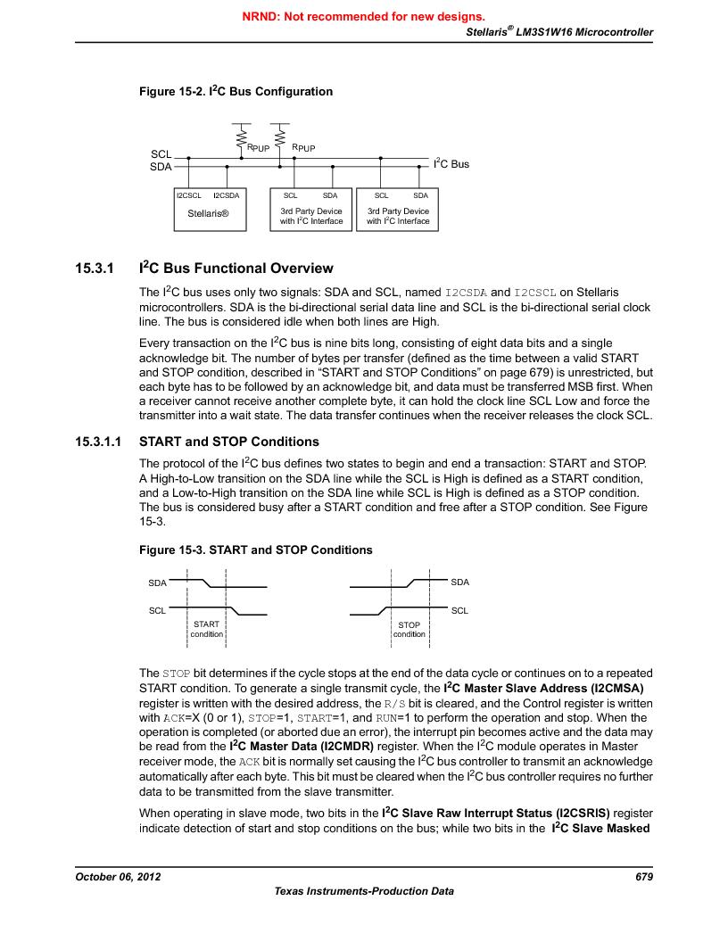 LM3S1W16-IQR50-C5 ,Texas Instruments厂商,Stellaris LM3S Microcontroller 64-LQFP -40 to 85, LM3S1W16-IQR50-C5 datasheet预览  第679页
