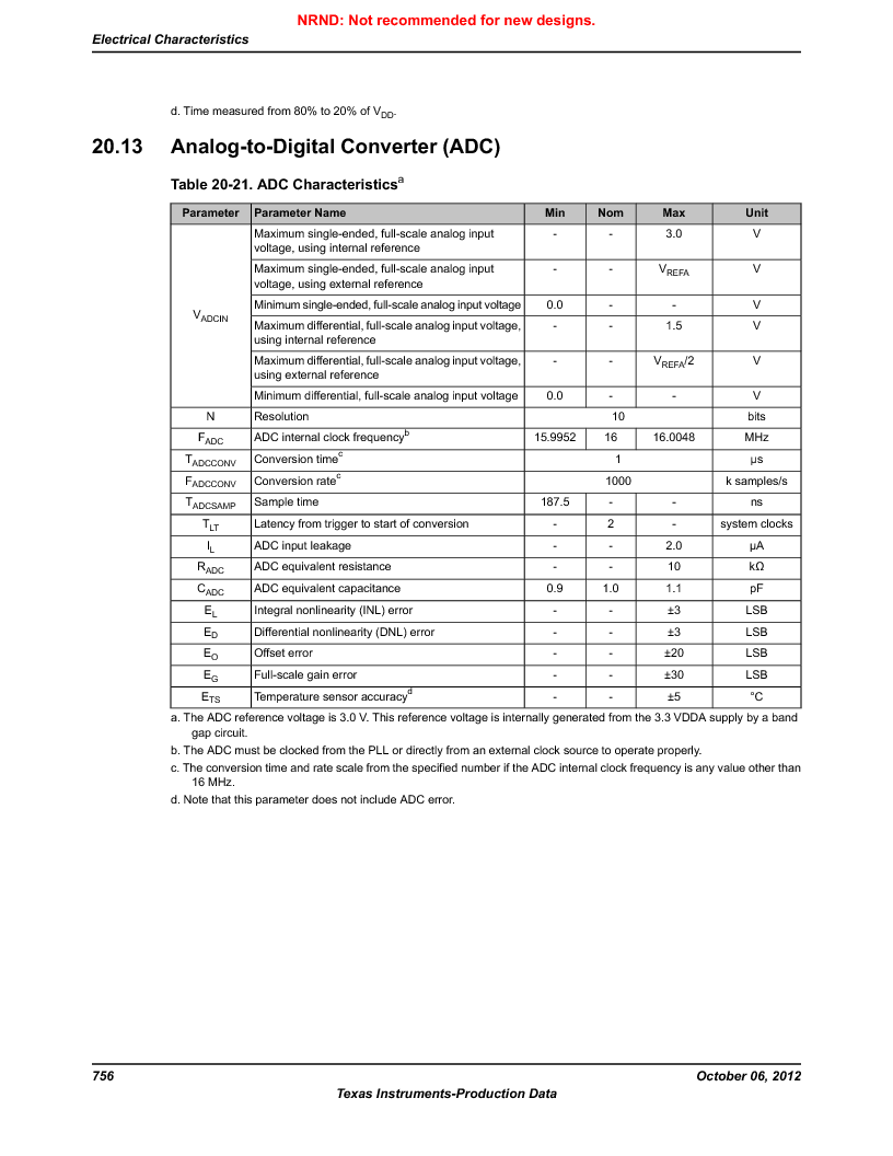 LM3S1W16-IQR50-C5 ,Texas Instruments厂商,Stellaris LM3S Microcontroller 64-LQFP -40 to 85, LM3S1W16-IQR50-C5 datasheet预览  第756页